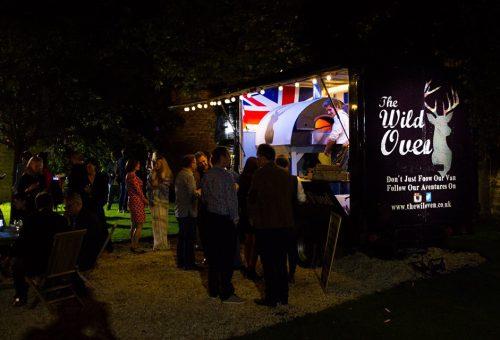 outdoor catering in warwickshire