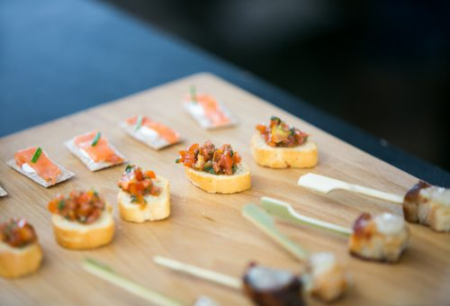 Sharing Feast Canapes
